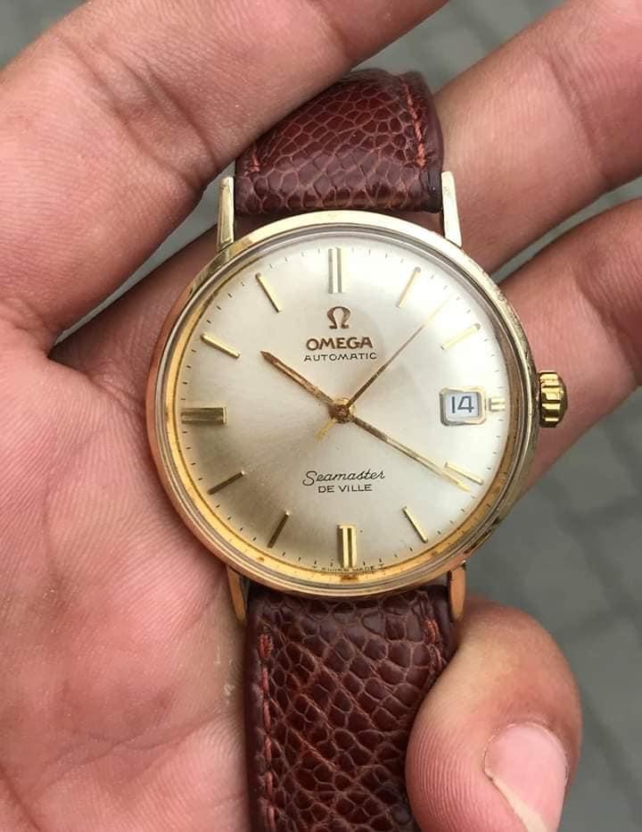 mua đồng hồ Omge cũ chính hãng