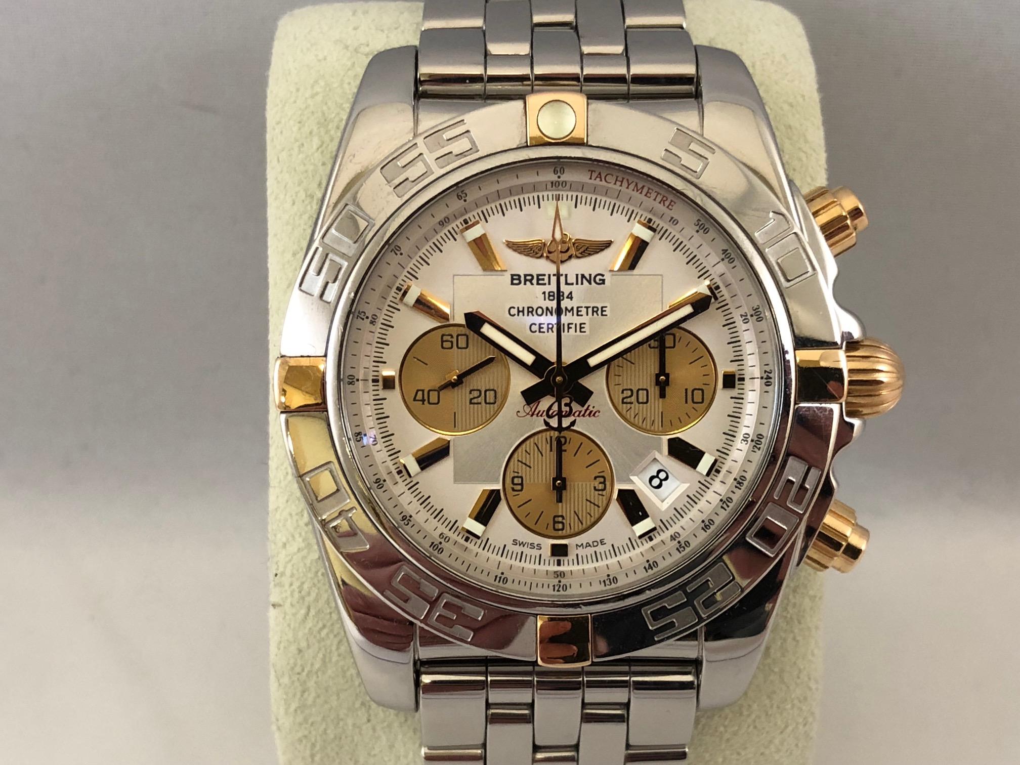 Thu mua đồng hồ cũ Breitling