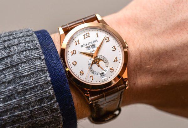 đồng hồ Patek Philippeu cũ