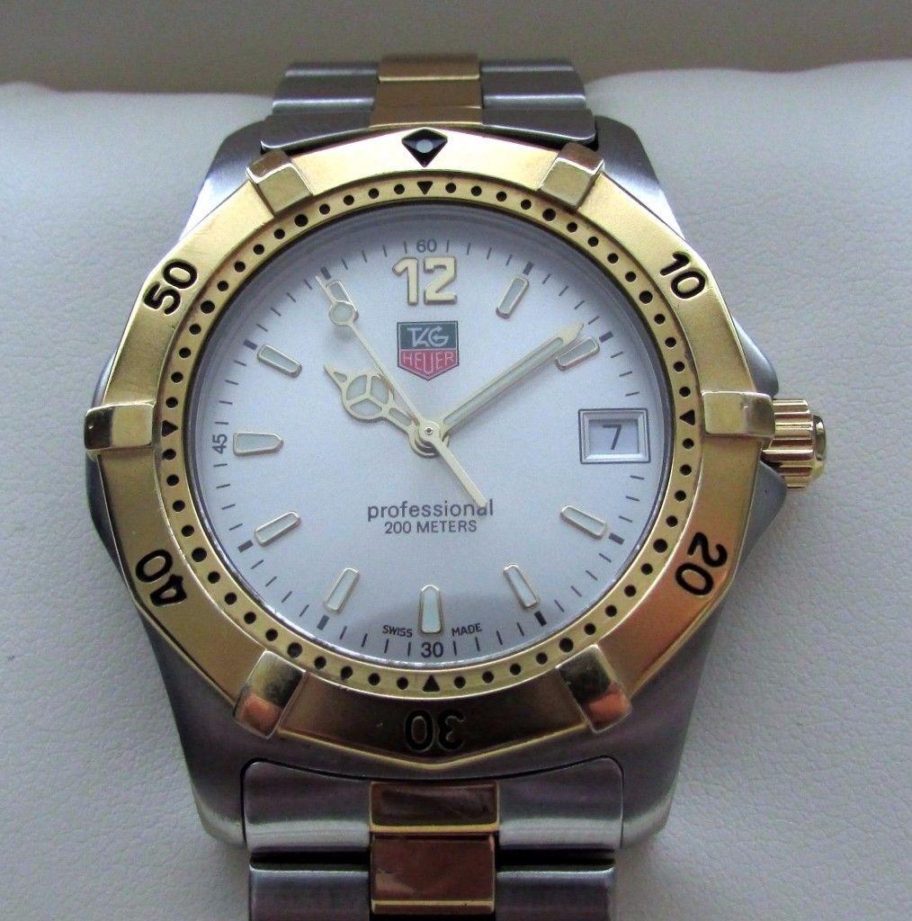 Thu mua đồng hồ cũ Tag Heuer