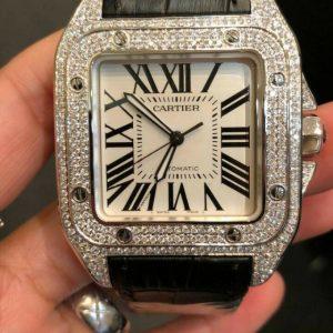 Thu mua đồng hồ cũ Cartier