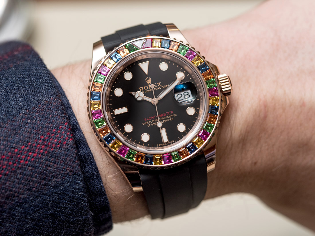 thu mua Rolex cũ giá cao