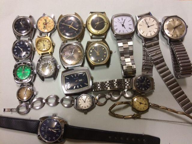phố mua bán đồng hồ