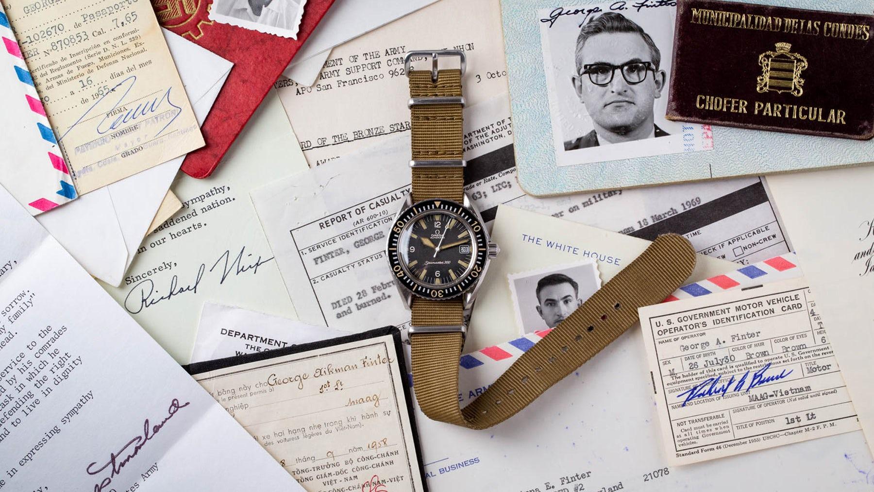 mua đồng hồ cũ