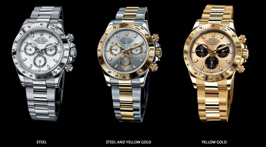 Đồng hồ cũ Rolex