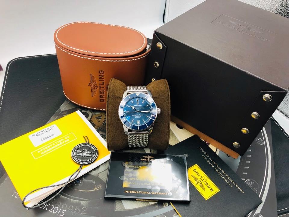 Tại Đống Đa, đâu là địa chỉ thu mua đồng hồ cũ uy tín giá cao?