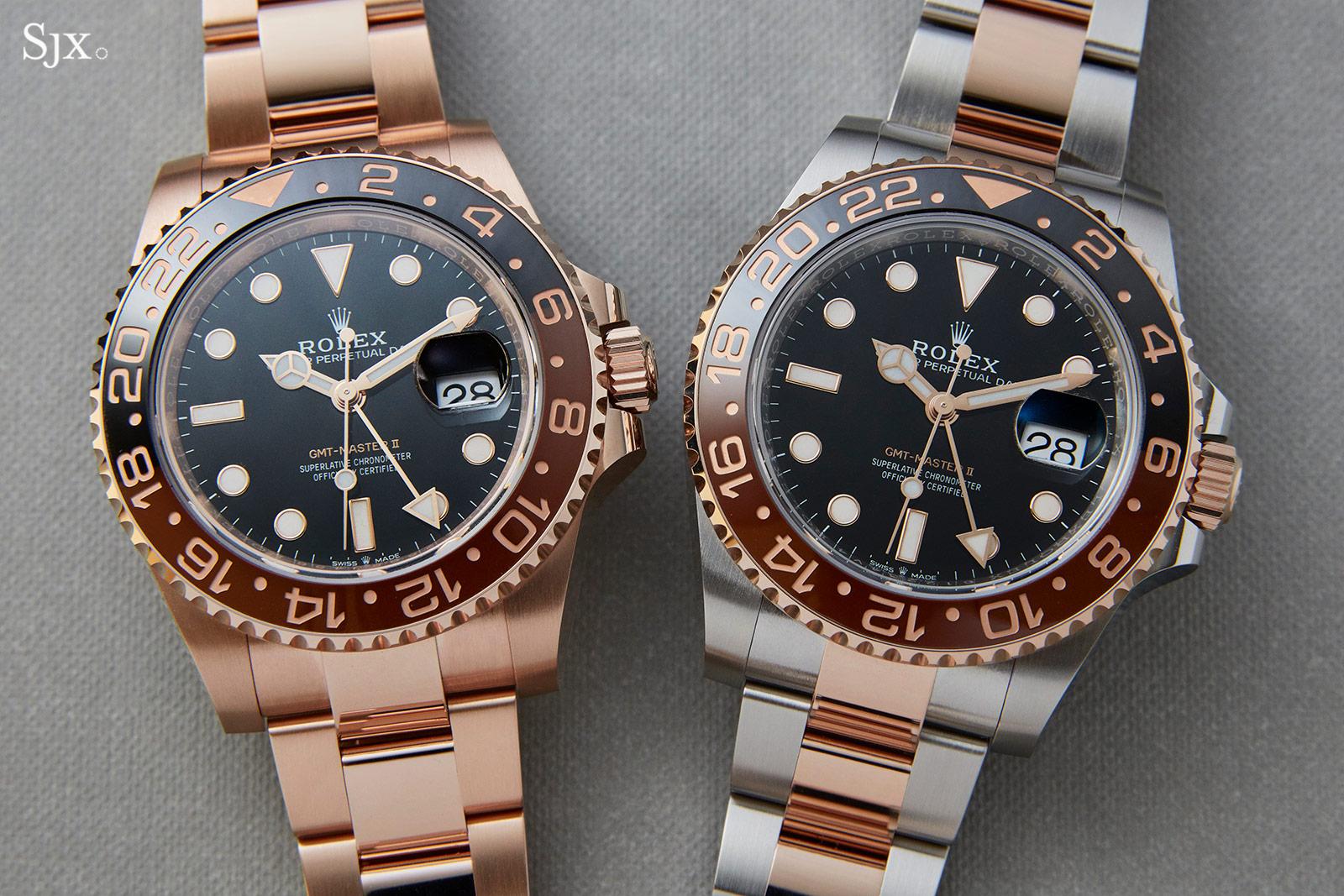 Thu mua đồng hồ Rolex tại TP.HCM