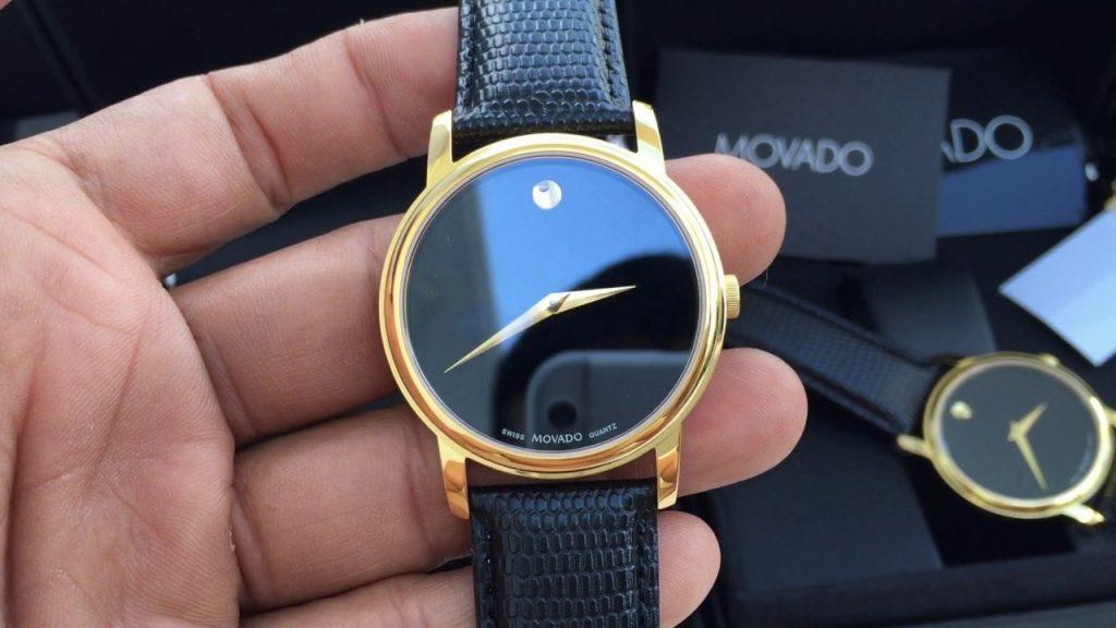 Thu mua đồng hồ Movado cũ