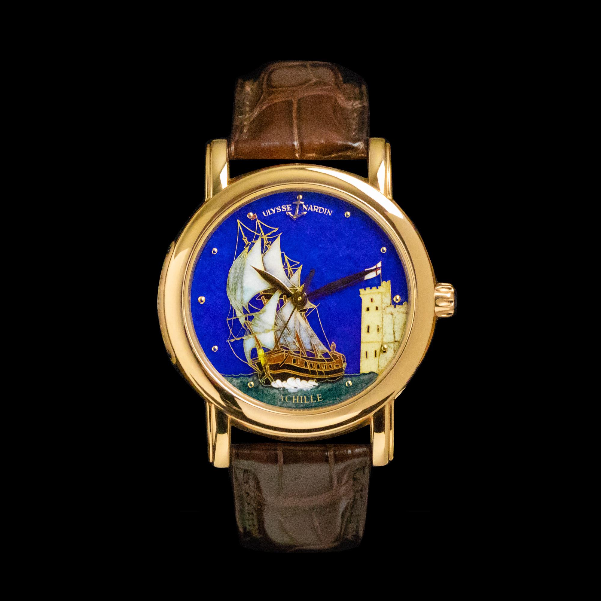 thu mua đồng hồ cũ chính hãng giá cao