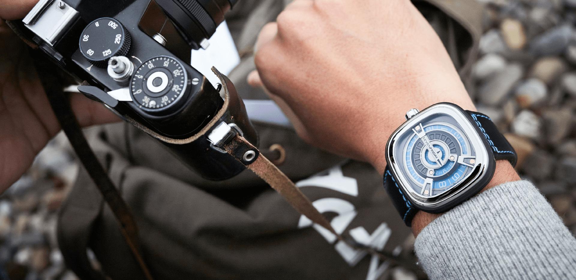 Địa chỉ thu mua đồng hồ SevenFriday cũ TPHCM