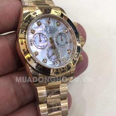 Đồng hồ Rolex Daytona 116528MDO Mother of Pearl
