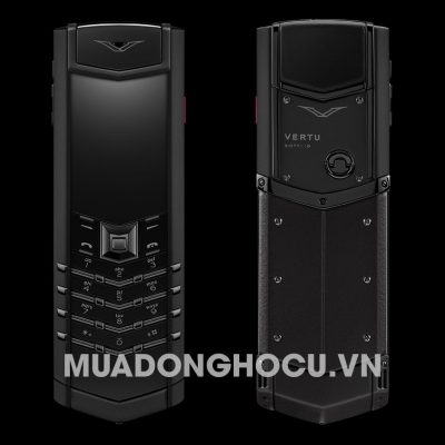 Vertu Signature Pure Black