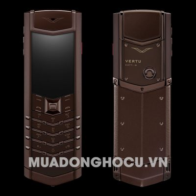 Vertu Signature Signature Pure Chocolate