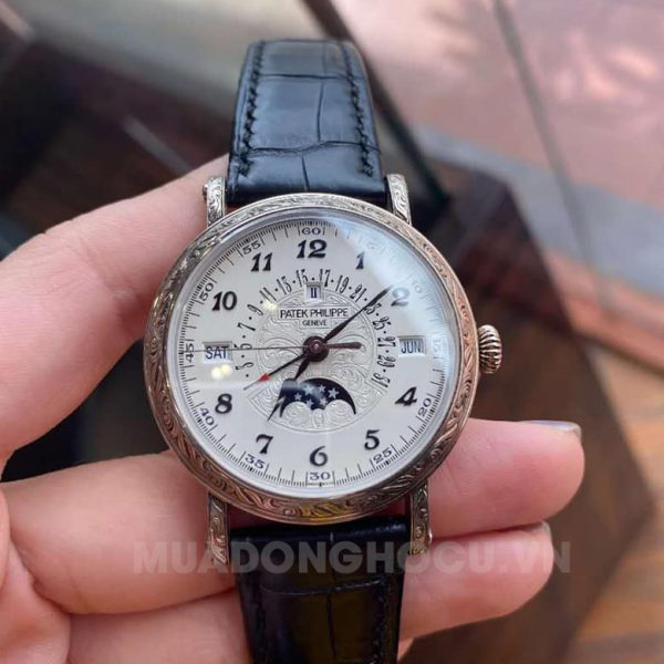 Đồng Hồ Patek Philippe Grand Complications 5160/500G-001
