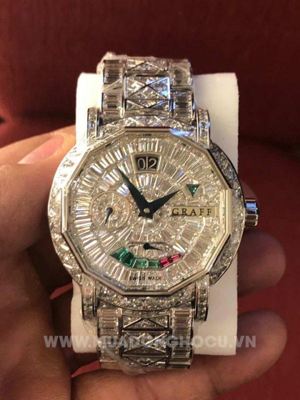 "Đồng hồ Graff ""GraffStar"" – Grand Date Diamonds"