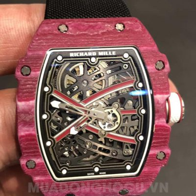 Richard Mille RM 67-02 Automatic High Jump Mutaz Barshim