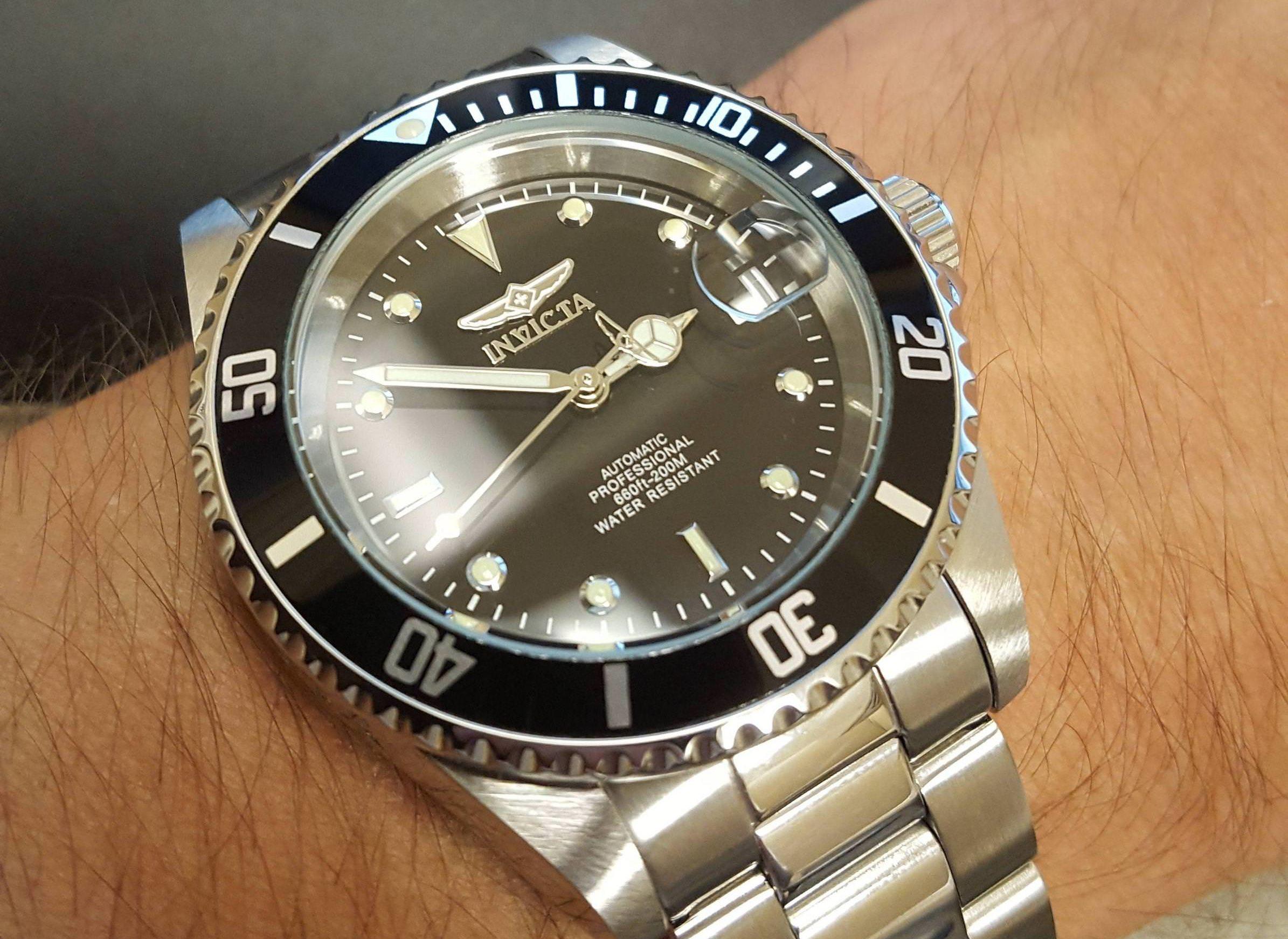 Đánh giá về chất lượng sản phẩm thương hiệu đồng hồ Invicta chính hãng