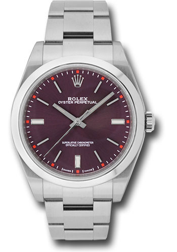 Đồng Hồ Rolex 114300 rgio Oyster Perpetual No-Date 39mm - Domed Bezel