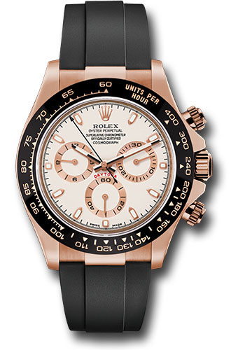 Đồng Hồ Rolex 116515LN iiof Daytona Everose Gold - Oysterflex Strap