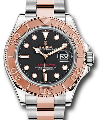 Đồng Hồ Rolex 126621 bk Yacht-Master 40 mm - Steel and Everose Gold