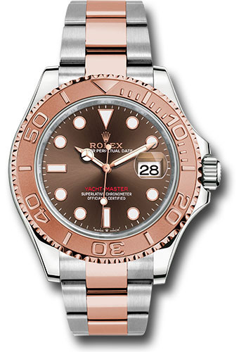 Đồng Hồ Rolex 126621 cho Yacht-Master 40 mm - Steel and Everose Gold