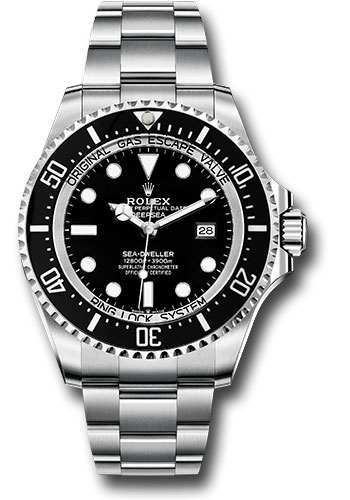 Đồng Hồ Rolex 126660 bk Sea-Dweller