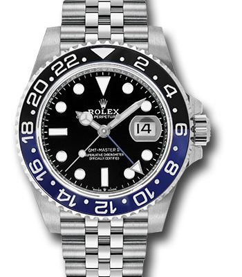 Đồng Hồ Rolex 126710BLNR - GMT-Master II Steel