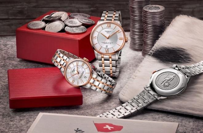 Bảng xếp hạng thương hiệu đồng hồ đeo tay trên thế giới