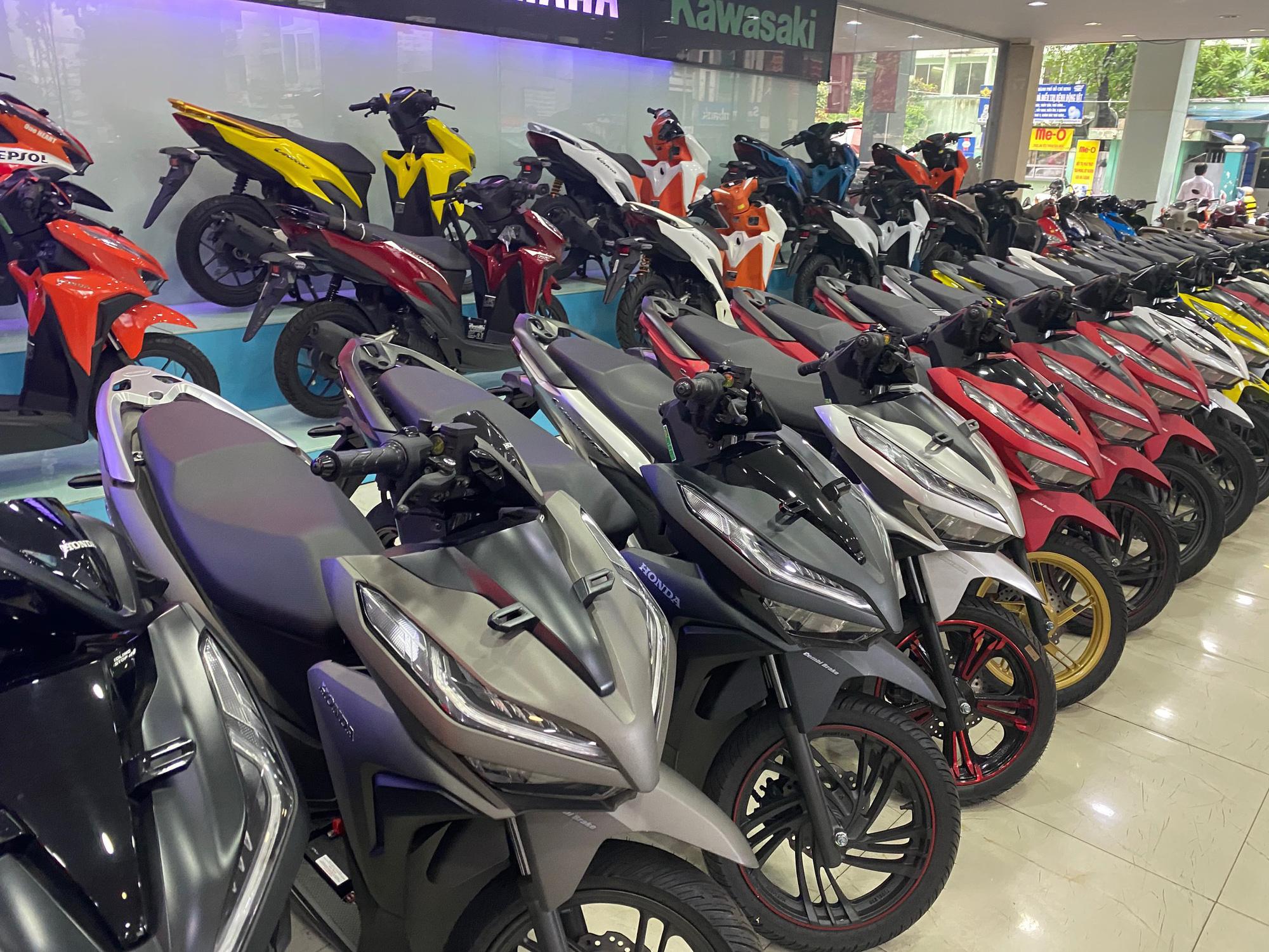 cầm cố xe máy lãi suất thấp