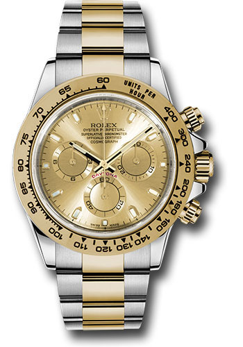 Đồng Hồ Rolex 116503 chi Daytona Steel and Yellow Gold