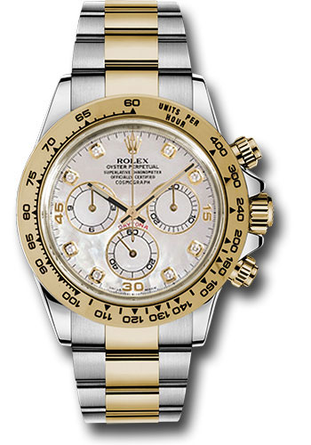 Đồng Hồ Rolex 116503 md Daytona Steel and Yellow Gold