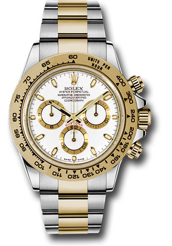 Đồng Hồ Rolex 116503 wi Daytona Steel and Yellow Gold