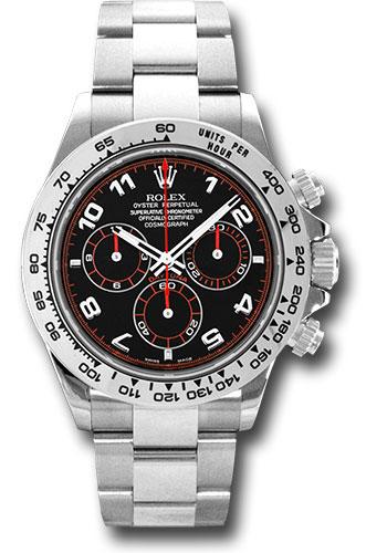 Đồng Hồ Rolex 116509 bk Daytona White Gold - Bracelet