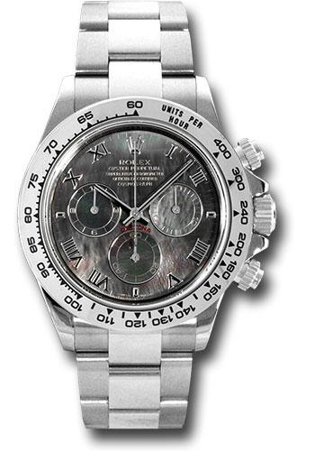 Đồng Hồ Rolex 116509 dkmr Daytona White Gold - Bracelet