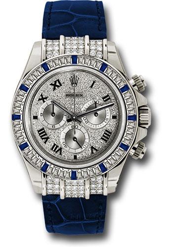 Đồng Hồ Rolex 116599-12 SA Daytona White Gold - Diamond Bezel