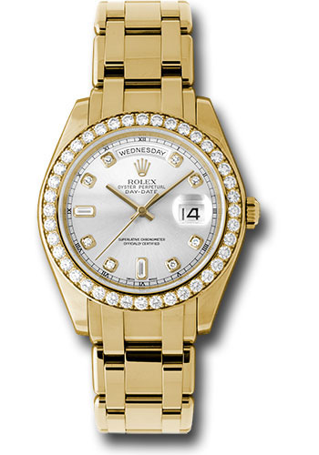 Đồng Hồ Rolex 18948 sd Day-Date Special Edition Yellow Gold Masterpiece