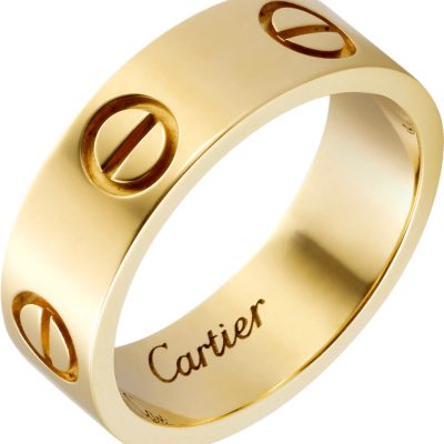 Nhẫn Cartier RB4084600 - LOVE ring - Yellow gold