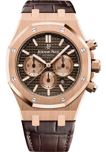 Đồng hồ Audemars Piguet 26331OR.OO.D821CR.01 Royal Oak Chronograph 41mm - Pink Gold