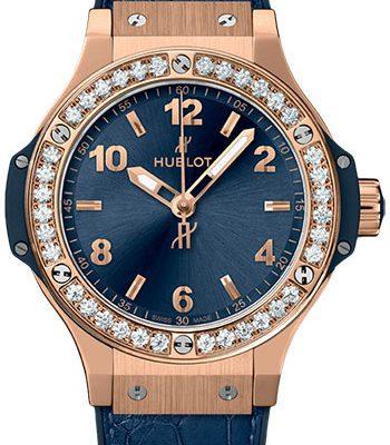 Đồng hồ Hublot 361.PX.7180.LR.1204 Big Bang 38mm Red Gold