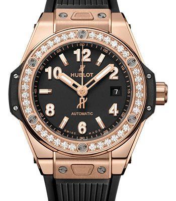 Đồng hồ Hublot 485.OX.1180.RX.1204 Big Bang 33mm One Click - King Gold