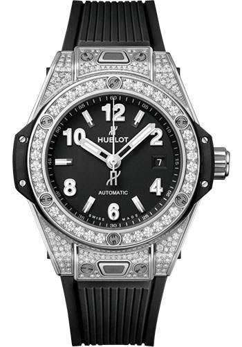 Đồng hồ Hublot 485.SX.1170.RX.1604 Big Bang 33mm One Click - Stainless Steel