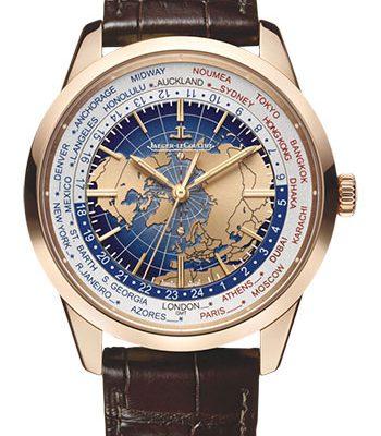 Đồng Hồ Jaeger-LeCoultre Q8102520 Geophysic Universal Time