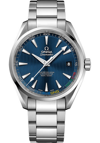 Đồng Hồ Omega 522.10.42.21.03.001 Specialities Olympic Collection PyeongChang 2018