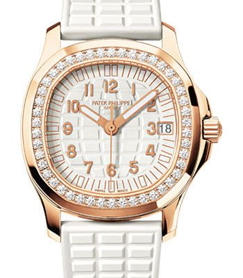 Đồng Hồ Patek Philippe 5068R-010 Aquanaut Ladies Rose Gold