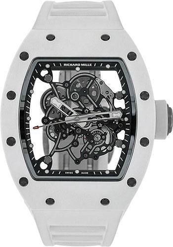 Đồng hồ Richard Mille RM 055 Bubba Watson White Ceramic