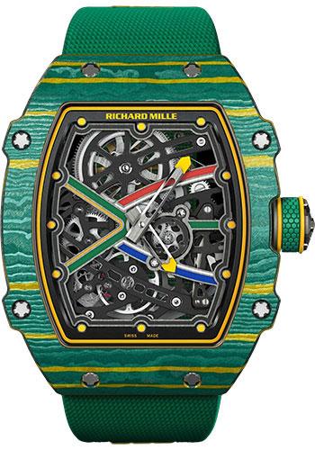 Đồng hồ Richard Mille RM 67-02 Wayde van Niekerk
