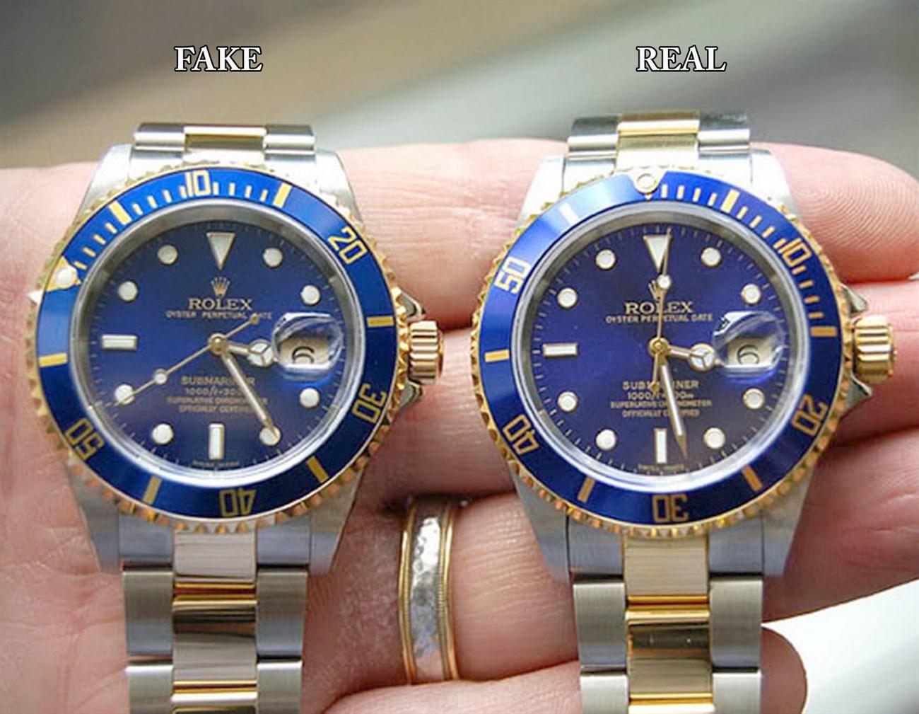 Cách nhận biết đồng hồ Rolex chính hãng?