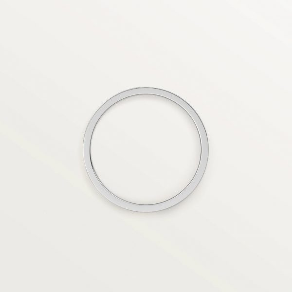 Nhẫn Cartier CRB4085100 - LOVE wedding band - White gold