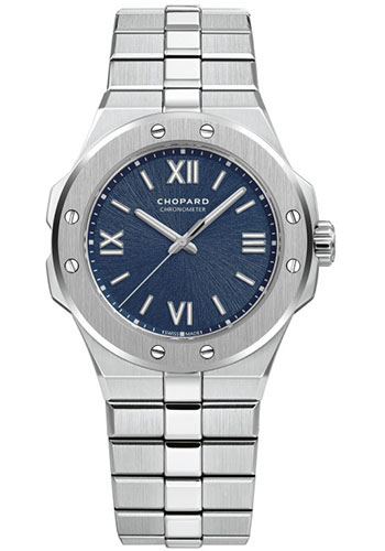 Đồng Hồ Chopard 298601-3001 - Alpine Eagle 36mm - Stainless Steel