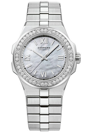Đồng Hồ Chopard 298601-3002 - Alpine Eagle 36mm - Stainless Steel